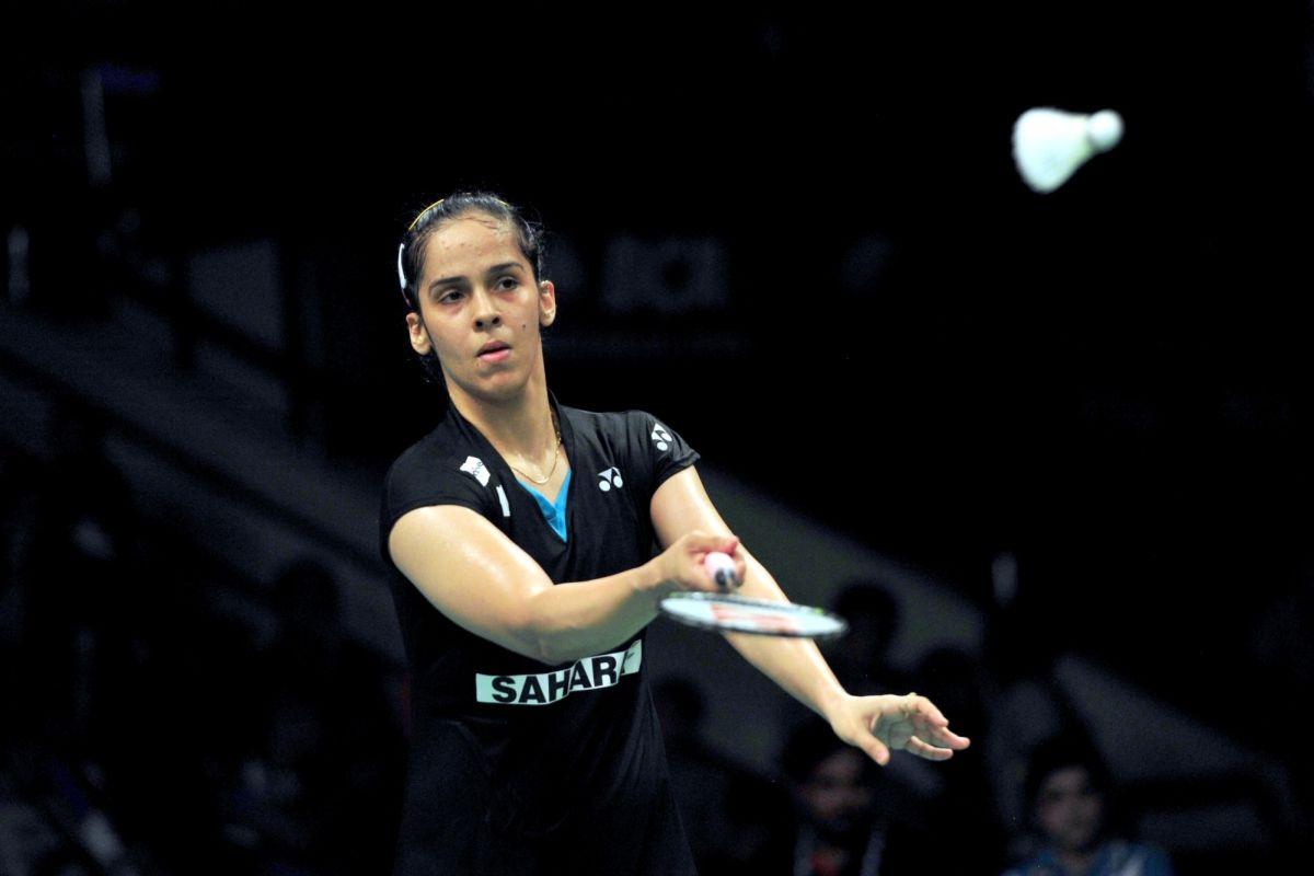 Saina crashes out of the Denmark Open
