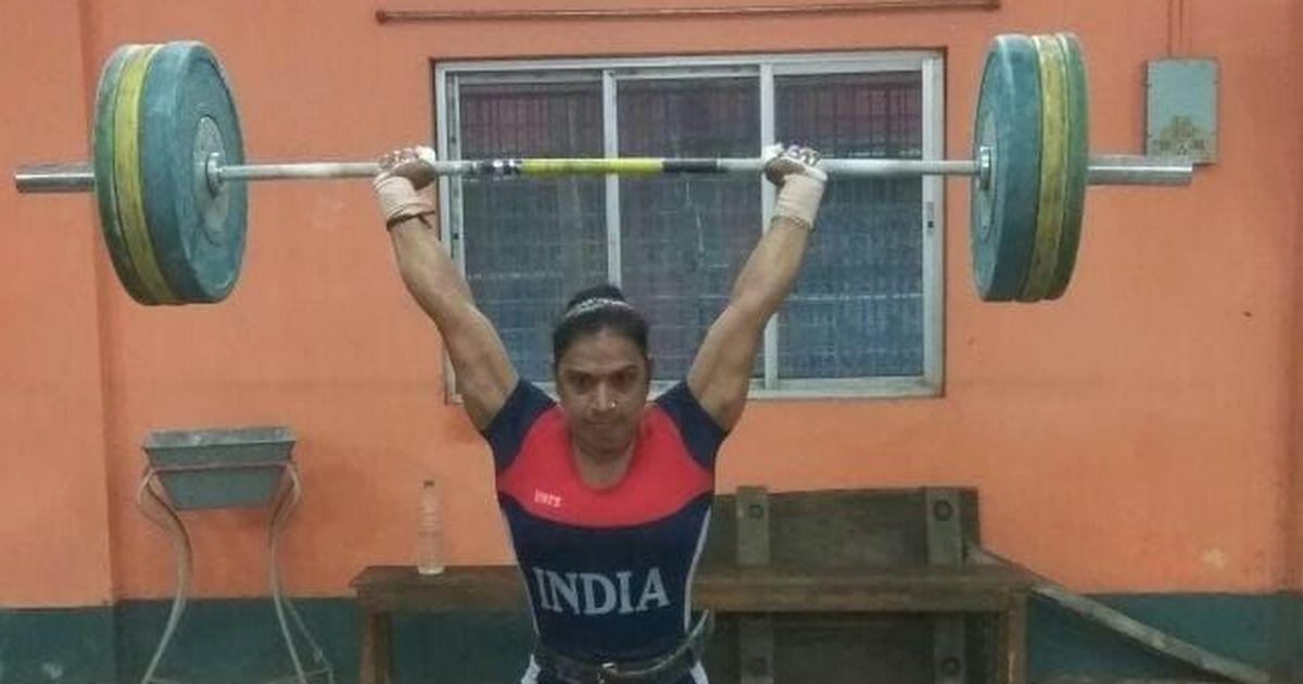 Rakhi Halder creates new record in Women Senior National Weightlifting Championships