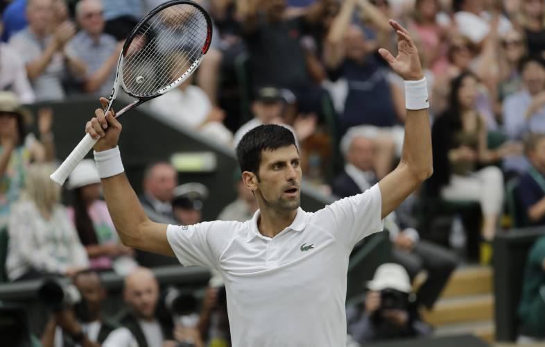 Wimbledon: Men