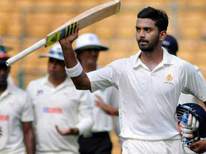 K L Rahul back in Test squad against England