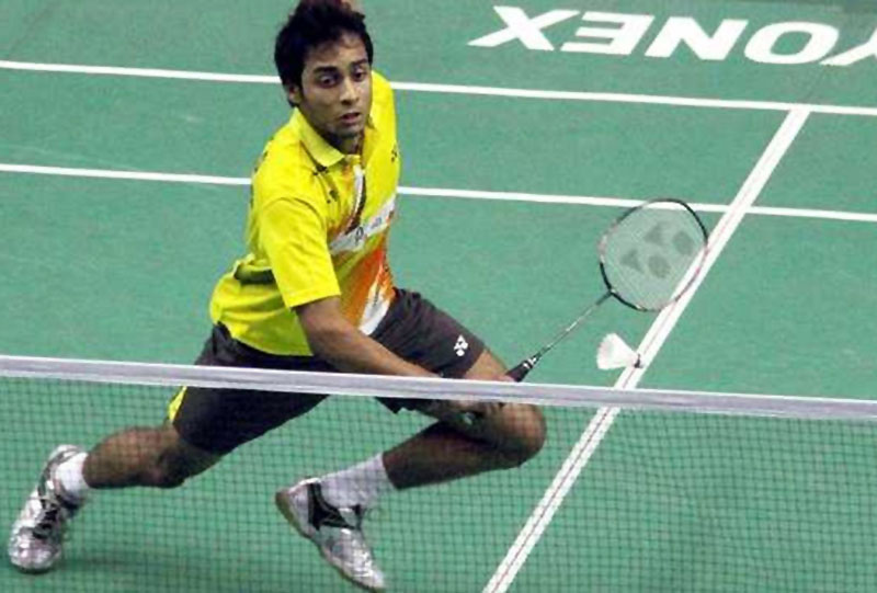 Russian Open: Sourabh Verma to clash with Mithun Manjunath in all-Indian Men