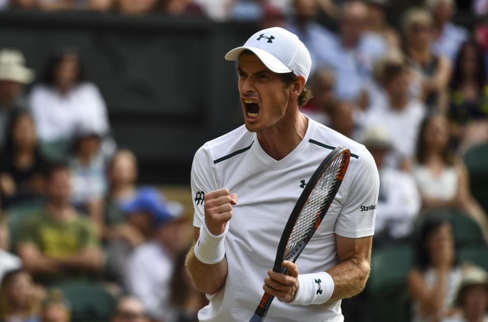 Andy Murray beats Fabio Fognini in an epic encounter