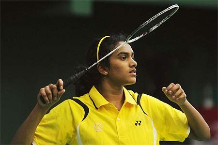 PV Sindhu Appointed Revenue Divisional Officer by Andhra Public service Commission