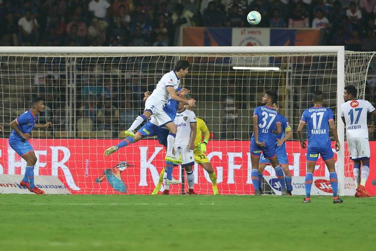 Indian Super League 2018: Chennaiyin FC score hard-fought win over FC Goa