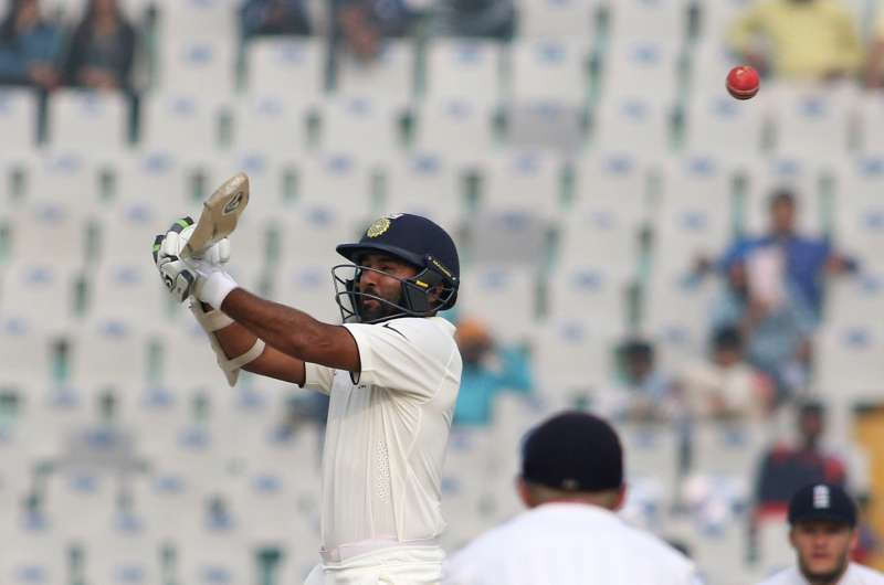 India vs England 2016 3rd Test Day 4 Stats: Parthiv Patel breaks Indian record, Virat Kohli