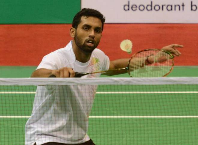 Indian shuttler HS Prannoy climbs to 17th spot in BWF rankings
