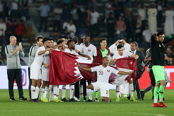 Qatar win AFC Asian Cup