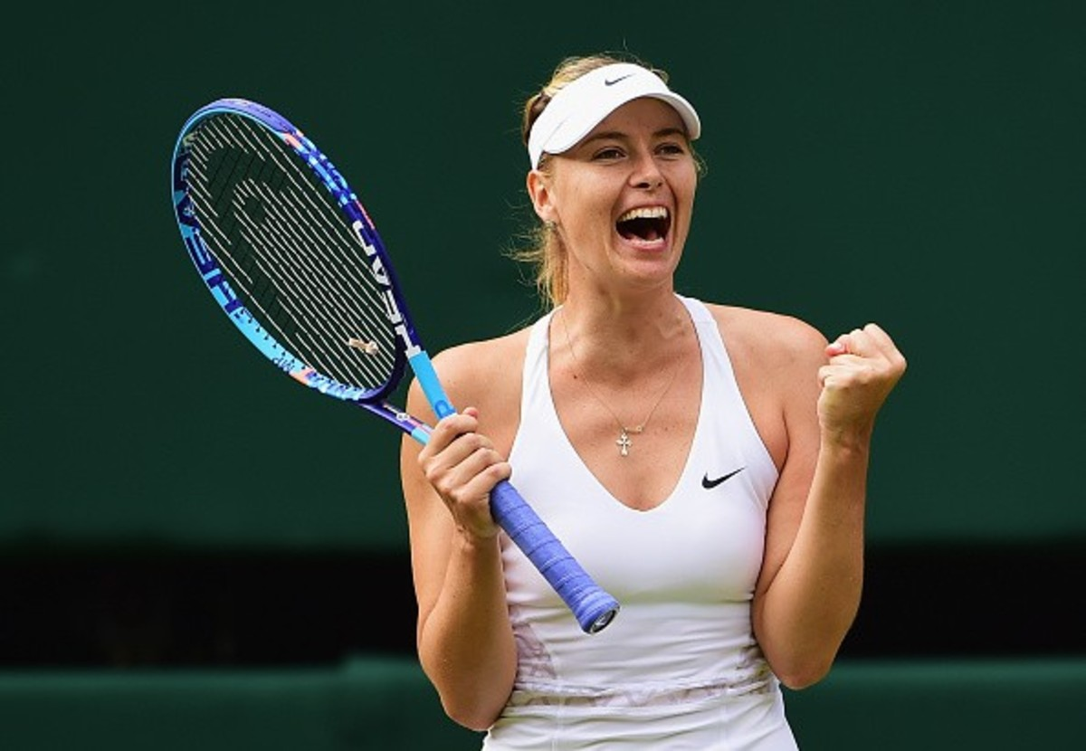 Maria Sharapova announced retirement from professional tennis