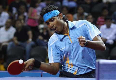 ITTF India Open: Sharath Kamal, Harmeet Desai march into pre-quarterfinals, Manika Batra bows out