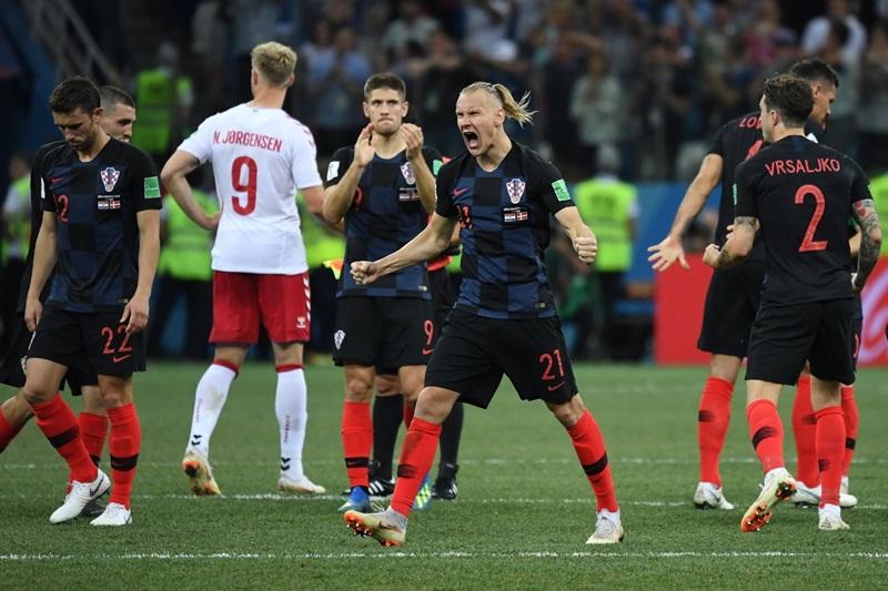 FIFA World Cup: Russia and Croatia enter quarter-finals
