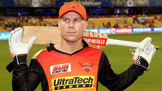 David Warner quits as captain of Sunrisers