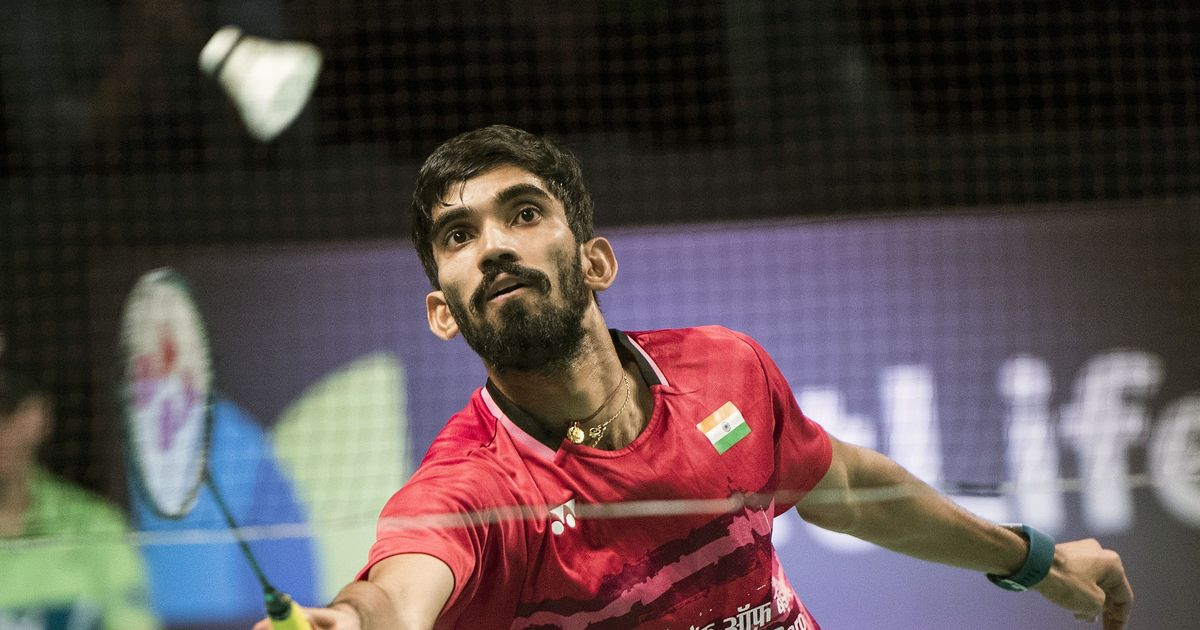 Srikanth, Sameer lose in quarterfinals of Hong Kong Open