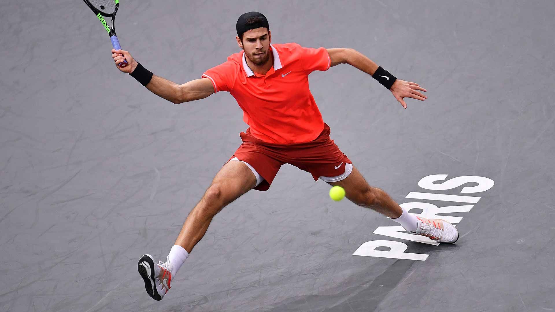 Karen Khachanov lifts Paris Masters Men