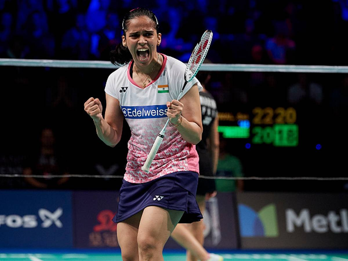 Saina Nehwal progress to next round - Barcelona Spain Masters