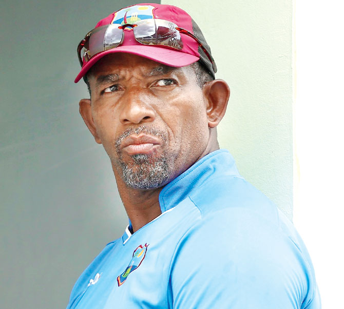 Phil Simmons, South Africa legend applys for India head coach job