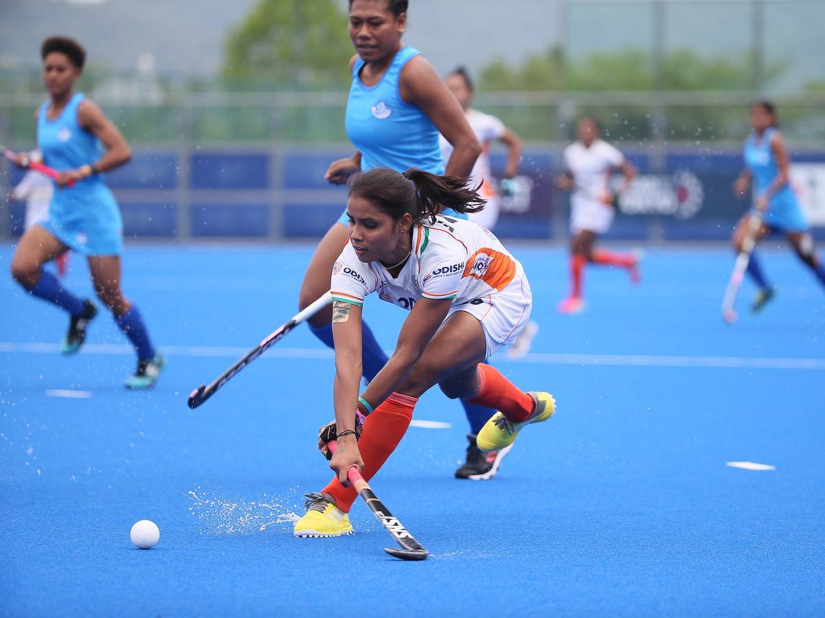 FIH Series Finals: Indian Women