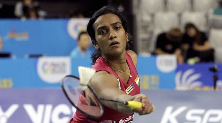 PV Sindhu enter semi finals of women