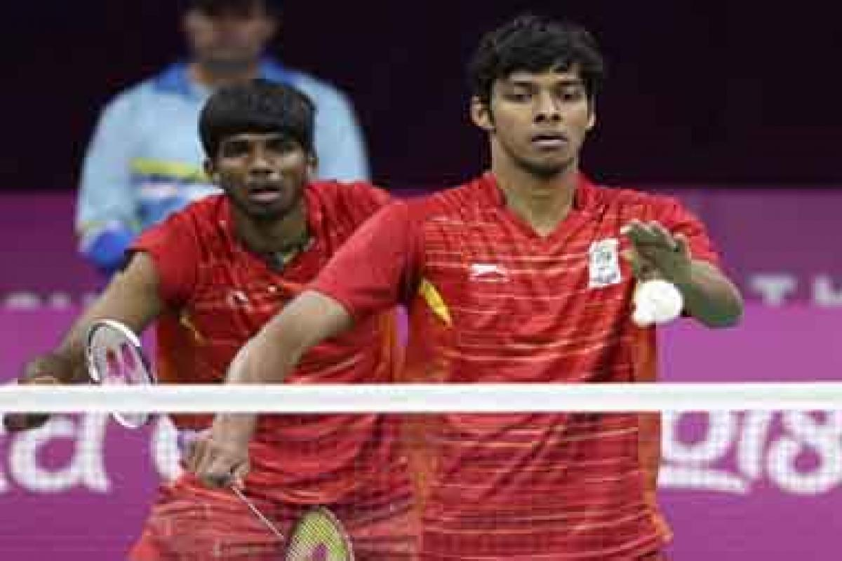 Chirag Shetty-Satwiksairaj Rankireddy pull out of World Championship