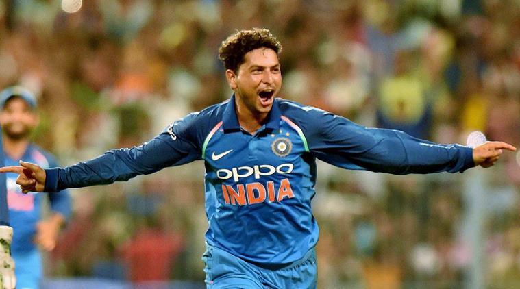 Kuldeep Yadav enters top-5 list of T20 bowlers in the ICC rankings