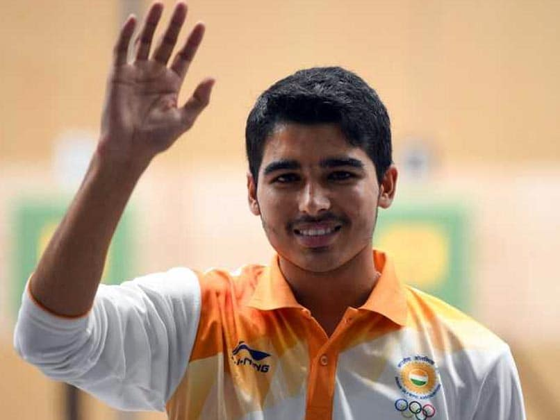 Saurabh Chaudhary wins gold in ISSF World Cup