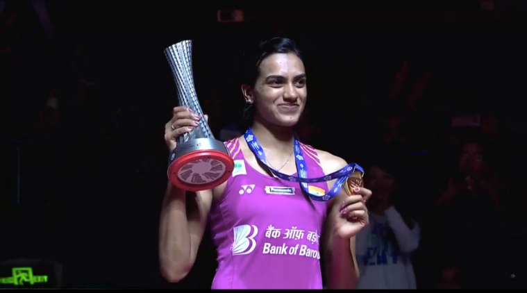 PV Sindhu becomes first Indian to win BWF World Tour Finals