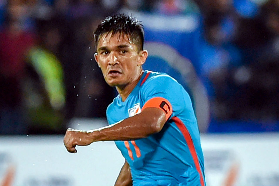 Chhetri to lead India in Asian Cup