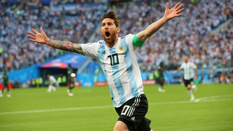 FIFA World Cup: Argentina & Denmark book their berths for knockout round