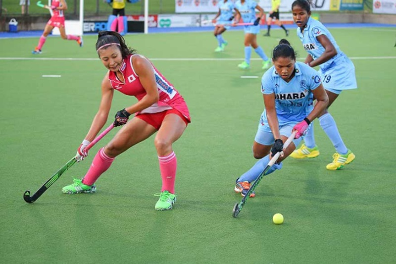 India settles for silver in Women