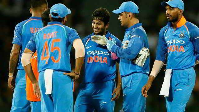 India beat Sri Lanka by 168 runs in 4th ODI