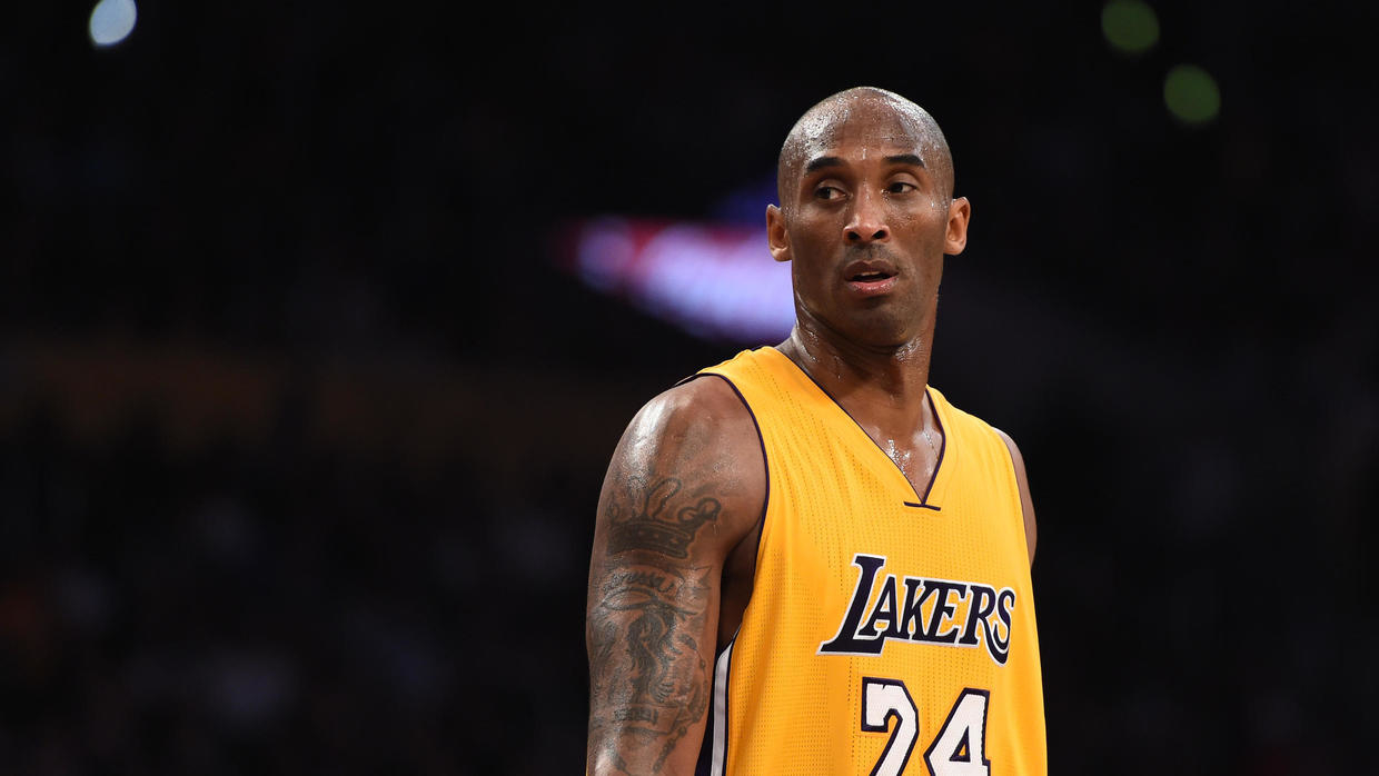NBA legend Kobe Bryant killed in helicopter crash