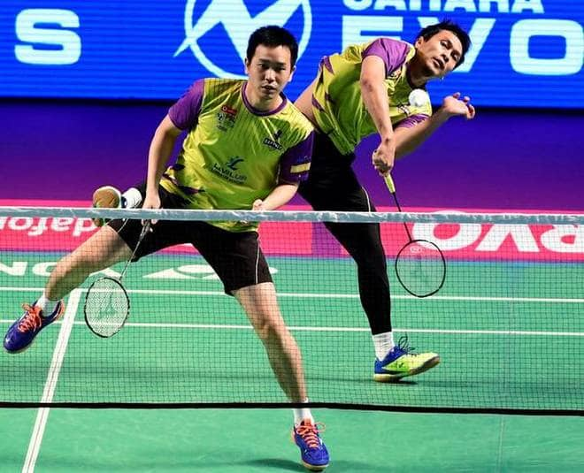 Bengaluru Raptors storm into final of the Premier Badminton League