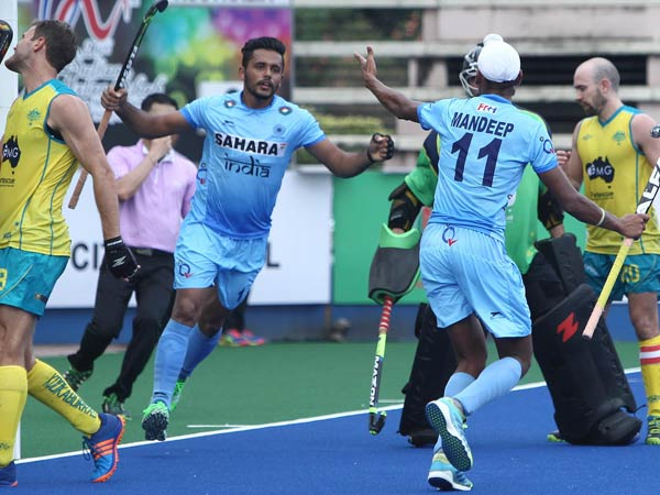 India Handed First Loss Of Sultan Azlan Shah By Australia