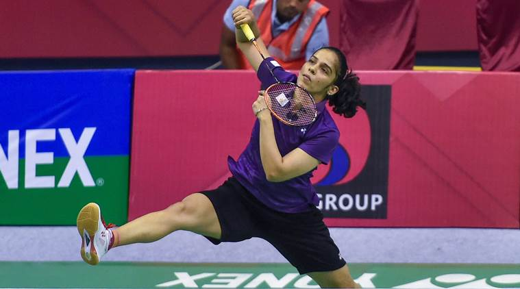 Saina, Kidambi enter quarterfinals of All England Championship
