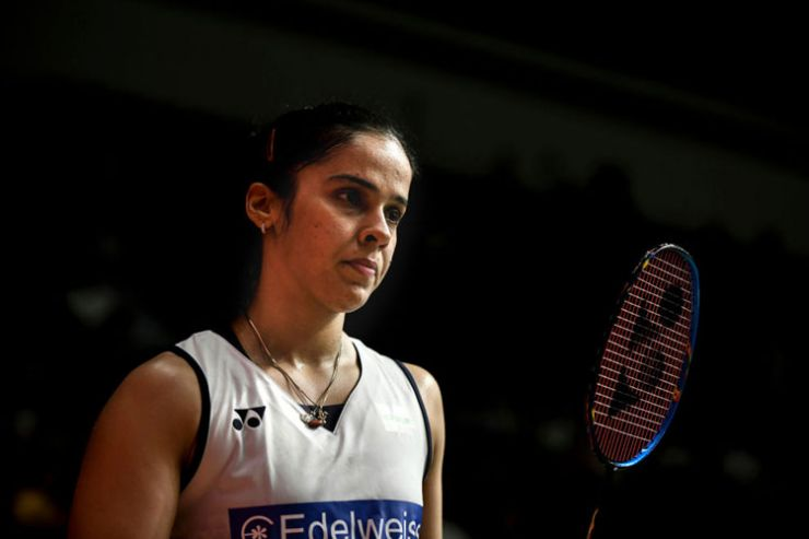 New Zealand Open badminton: Saina suffers shocking loss to world No. 212 Wang Zhiyi