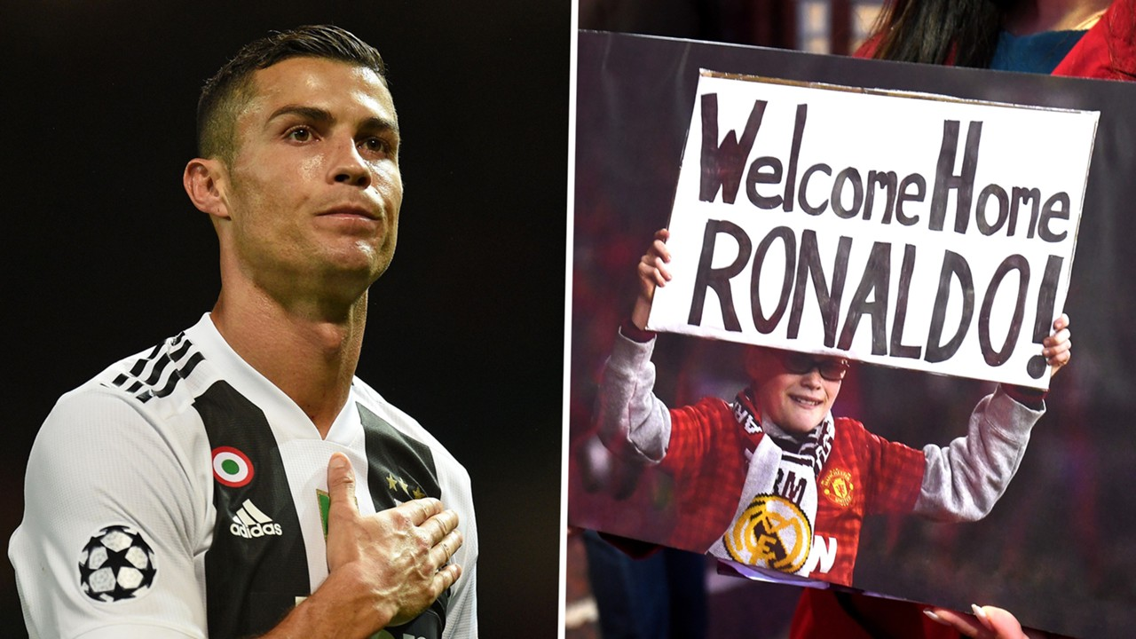 Ronaldo expresses gratitude to supporters at Old Trafford