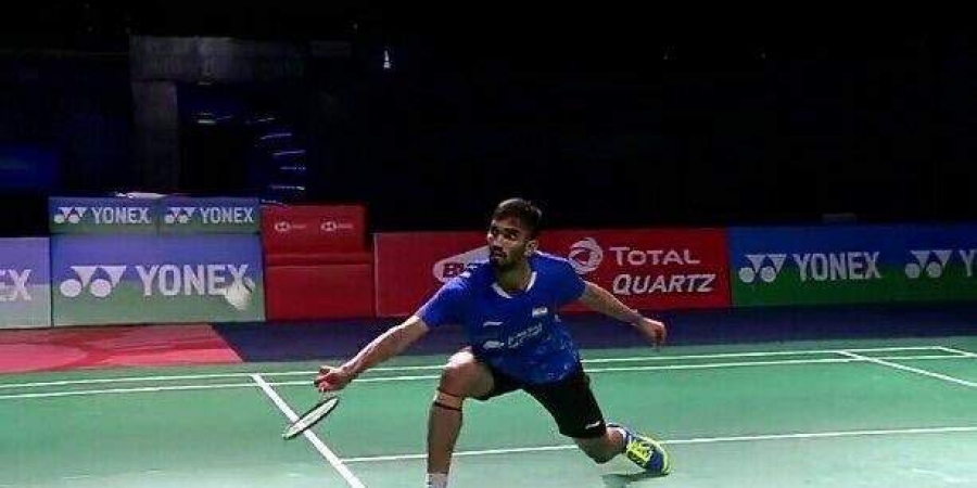 Kidambi Srikanth loses in India Open final