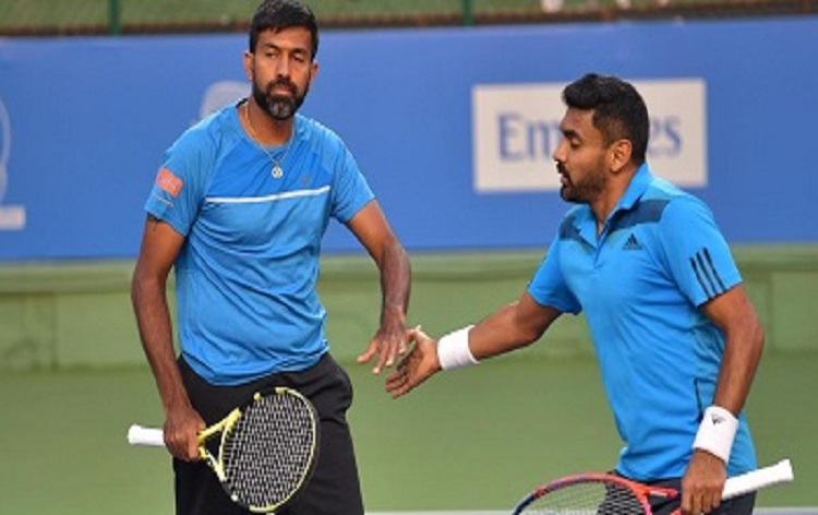 Rohan Bopanna and Divij Sharan enter semifians of Sofia Open Tennis