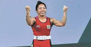 Weightlifter Mirabai Chanu qualifies for Tokyo Olympics in women