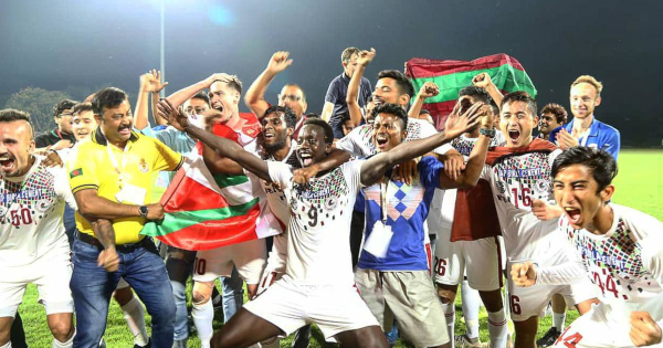 Mohun Bagan to receive I-League trophy on Oct 17