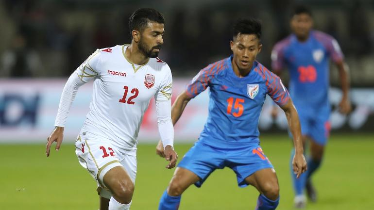 India crash out of AFC Asian Cup with 0-1 defeat to Bahrain