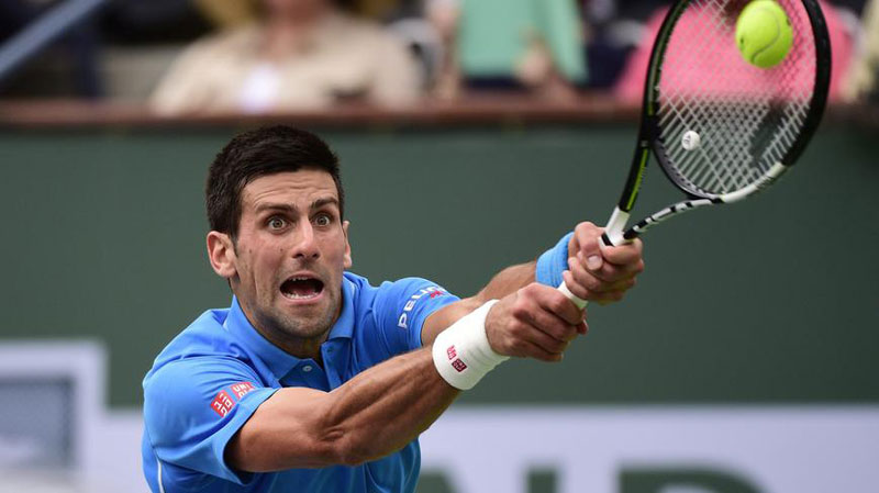 Djokovic remains at top of ATP rankings