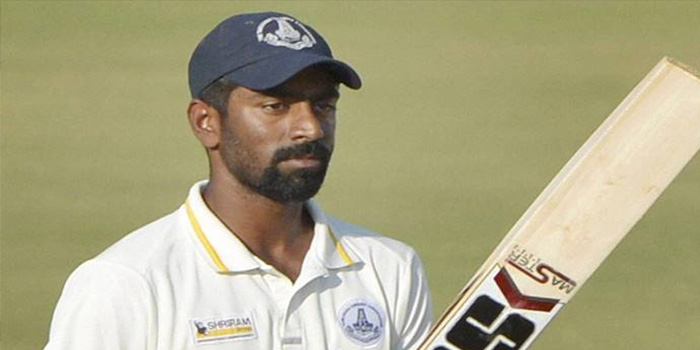 Mukund recalled, Saha comes back in Indian Test team