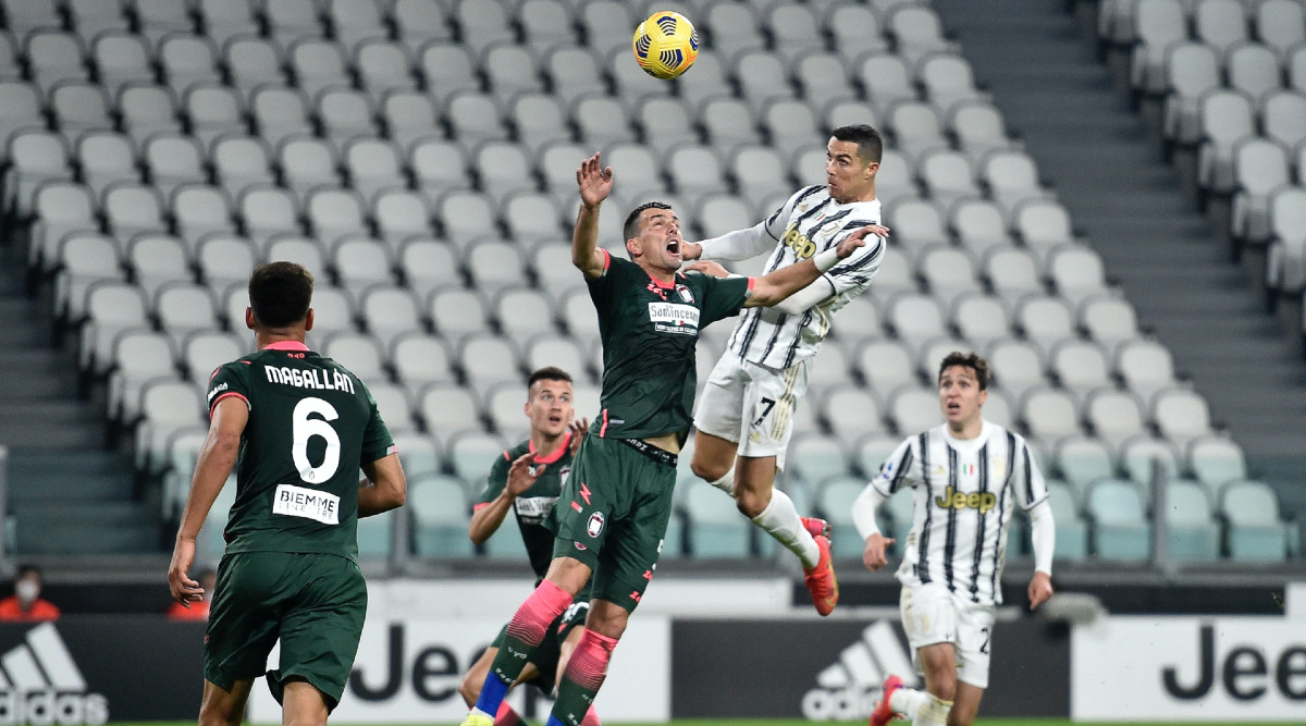 Juventus beats Crotone by 3-0 in Serie A