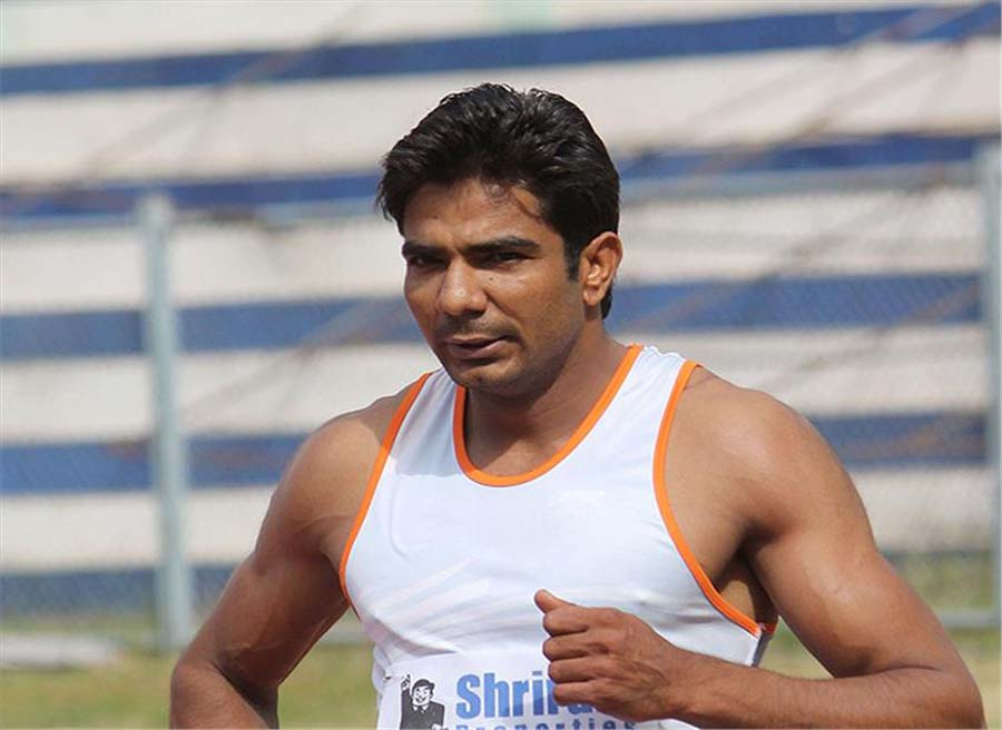 Sprinter Dharambir slapped eight-year ban