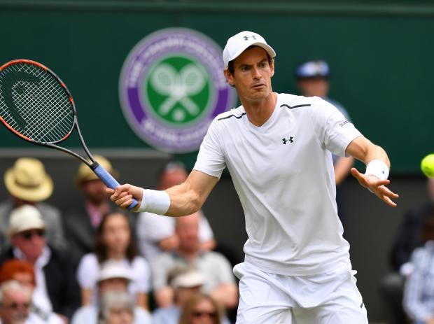 Andy Murray defeats Alexander Bublik in straight sets of Wimbledon