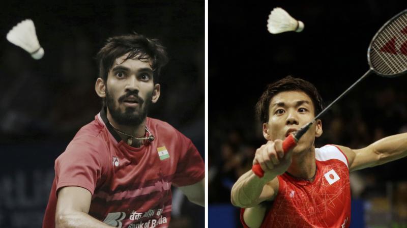 Indonesia Open final: Srikanth vs Sakai: Srikanth makes comeback in 2nd game
