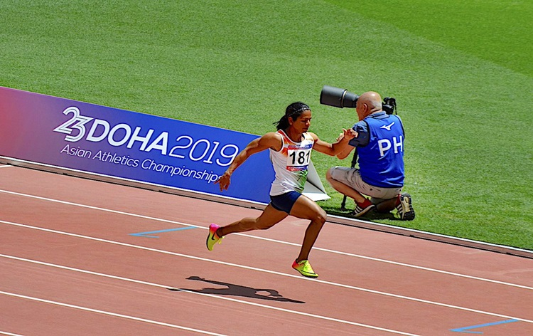 Indian athletes win 5 medals on opening day of Asian Athletics Championships