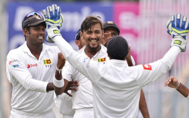 India vs Sri Lanka: Suranga Lakmal rips through hosts