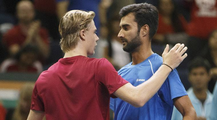 India lose Davis Cup Tennis World group Play-offs tie against Canada