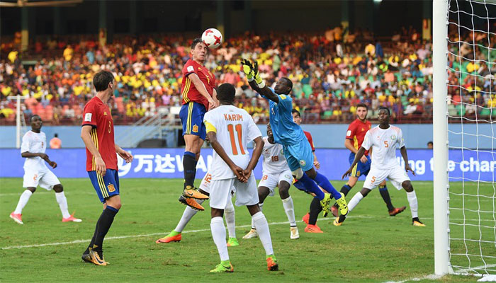 FIFA U-17 World Cup: Spain beat Niger by 4-0